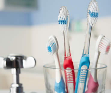 Can Germs Live on my Toothbrush?